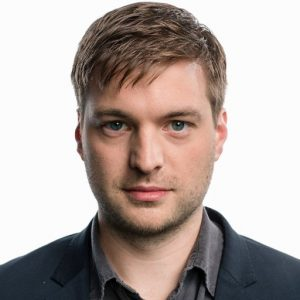 Twitter profile photo of Trevor Timm, executive director of the Freedom of the Press Foundation