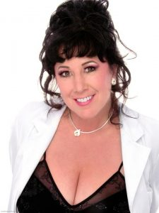 A photo of Annie Sprinkle.