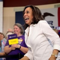 Photo of Kamala Harris.