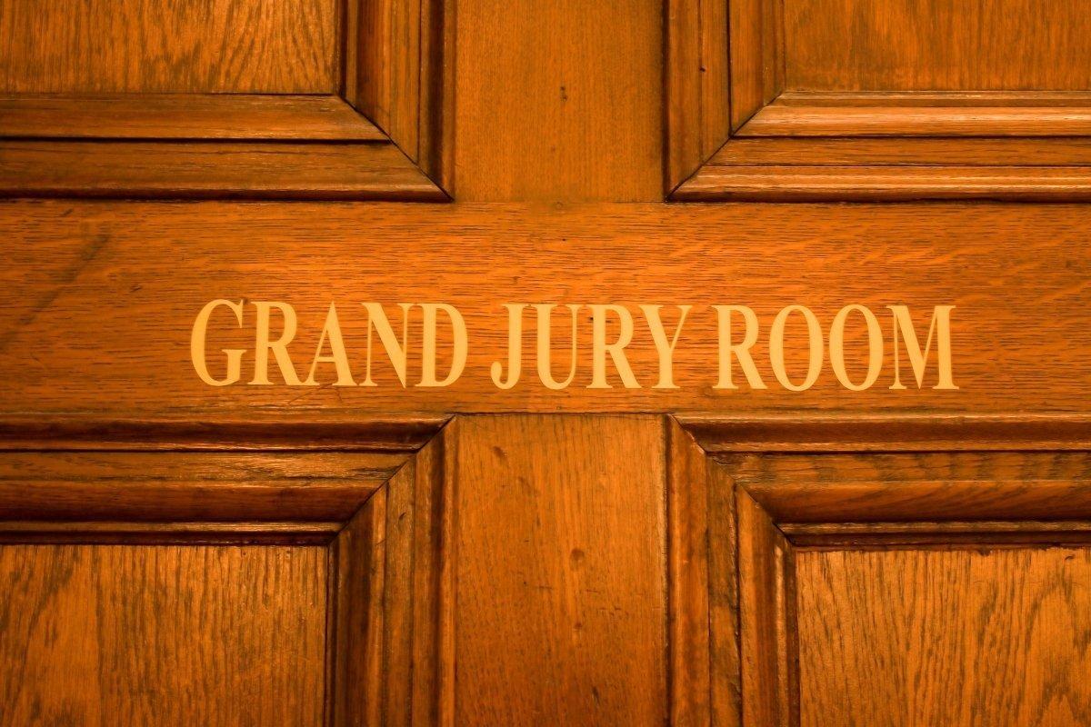 Grand Jury Room